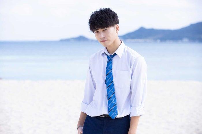飯泉遥斗(いいずみ・はると)「今日、好きになりました。-卒業編2021-」(C)AbemaTV, Inc.