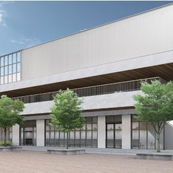 東京「葛西臨海公園」そばに新複合施設、スタバ&多彩な食が集まるフードホール