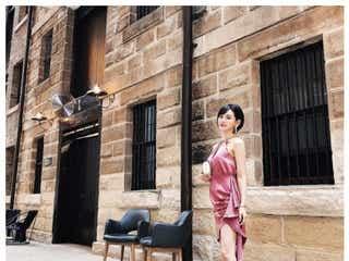 元HKT48兒玉遥、SEXYドレスでスラリ美脚あらわ 「色っぽい」と絶賛の声