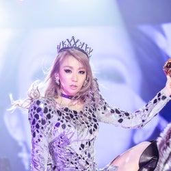 倖田來未、全国ツアー開幕に感極まる 開催危機乗り越え圧巻パフォーマンス