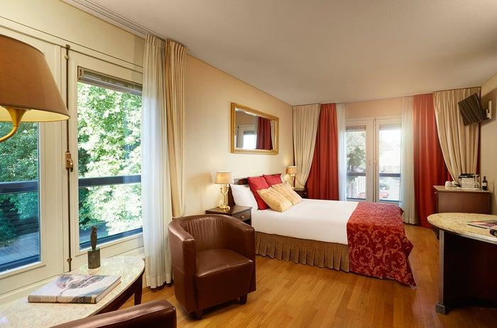 グランドホテル カレル5世(提供写真)