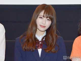 """NMB48渋谷凪咲、夏にスイカを""""80玉消費"""" 驚きの声上がる<京都国際映画祭2017>"""