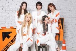 """韓国発の""""SEXY女神""""EXID、初のフルアルバム発売決定 m-flo☆Takuプロデュースの日本オリジナル曲も"""