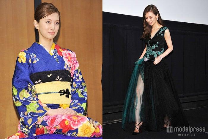 北川景子のドレスアップをチェック【モデルプレス】