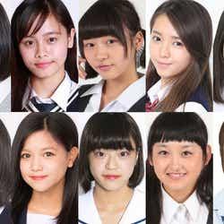 """モデルプレス - """"日本一かわいい女子中学生""""を決める「JCミスコン」、ファイナリストを発表"""