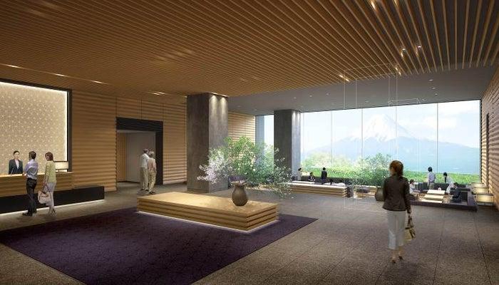 「ホテル クラッド」ロビー/画像提供:小田急電鉄株式会社