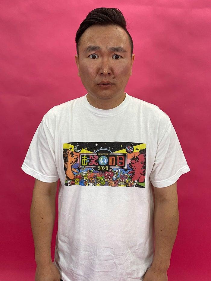 山内健司(写真提供:TBS)