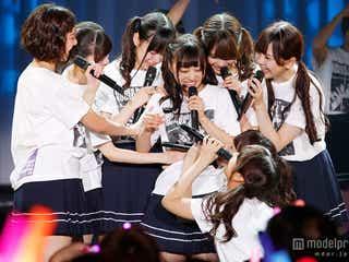 乃木坂46メンバー、卒業で涙「私の誇りです」