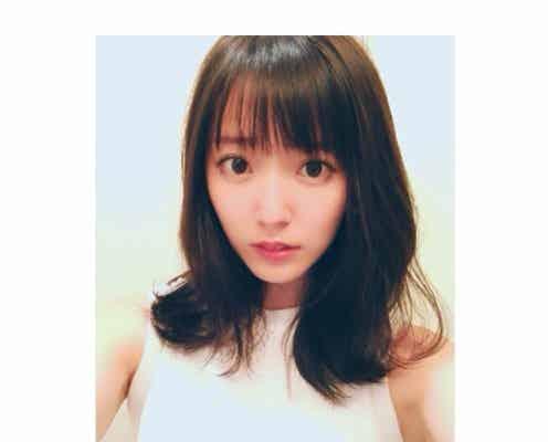 鈴木愛理、髪ばっさりイメチェンの理由 安室奈美恵の引退発表にもコメント