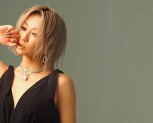 倖田來未、ノースリーブで際立つ筋肉美「かっこいい」「憧れる」の声