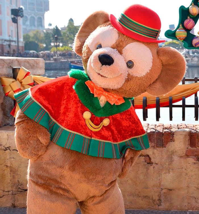 ダッフィー/東京ディズニーシー「ミッキー&フレンズのハーバーグリーティング」コスチュームのイメージ(C)Disney