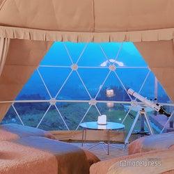 グランピングで飲み放題&温泉付き「妙義グリーンホテル&テラス」のテント泊が快適すぎる<体験レポ>