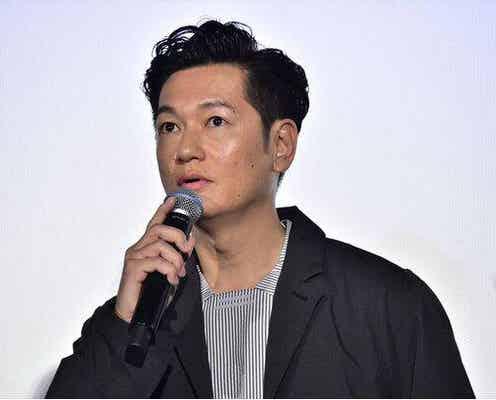 井浦新、成田凌の仕事ぶりをチェック「こっちも好きなんで厳しくもありたい」