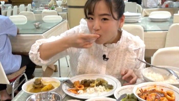 仲川遥香 (C)日本テレビ