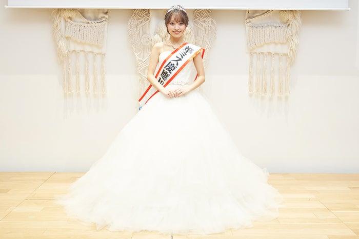 準グランプリの堀部佳那美(提供写真)
