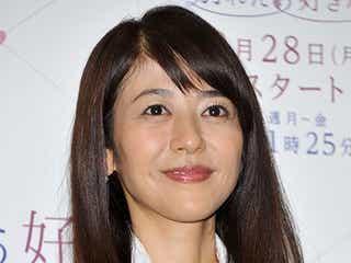 V6長野博と結婚の白石美帆、スポーツキャスターとしてデビュー&司会・女優と幅広く活躍<略歴>