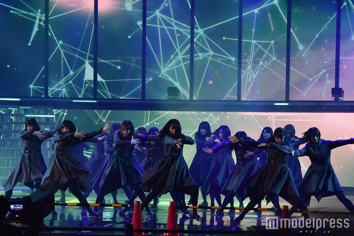 欅坂46(※写真は12月29日の音合わせ・リハーサルより)/(C)モデルプレス