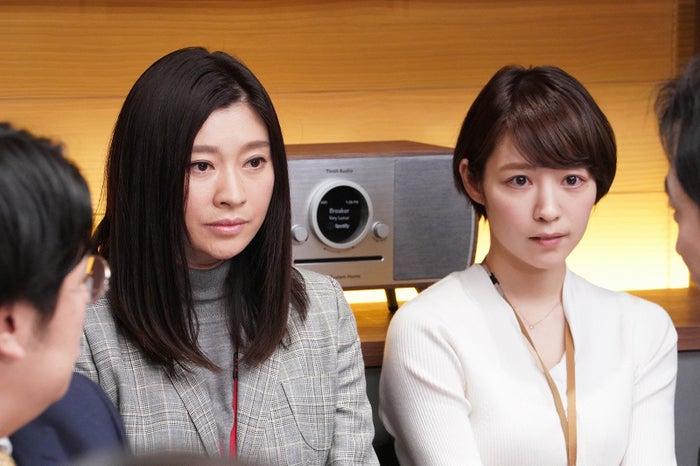 篠原涼子、吉谷彩子/「ハケンの品格」より(C)日本テレビ