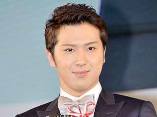 尾上松也、歌舞伎界初の受賞「僕でいいのかな」