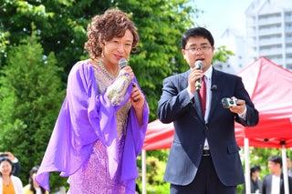 TOKIO城島茂に激似の島茂子、想定外の出来事に「長瀬さんの気持ちがよくわかりました」