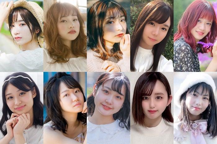 「美少女図鑑×モデルプレス 原石プロジェクトVol.2」受賞者