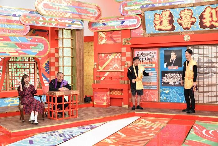 番組の様子(C)中京テレビ