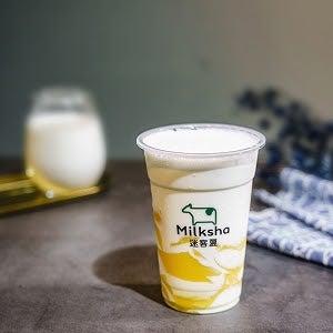プレミアムプリンミルク ¥600/画像提供:MILKSHOP JAPAN株式会社