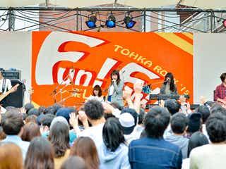 瀧本美織がボーカルを務めるLAGOONが初の学園祭ライブ。新加入ギタリストは驚異の17才・現役JK!