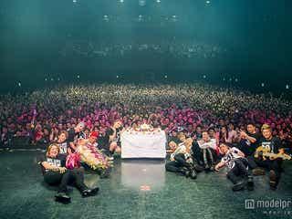 浜崎あゆみ、バースデー公演にファン熱狂 カウントダウンLIVE開催も決定