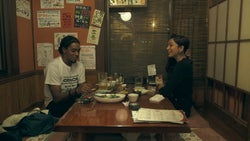 愛大、まや「TERRACE HOUSE OPENING NEW DOORS」39th WEEK(C)フジテレビ/イースト・エンタテインメント