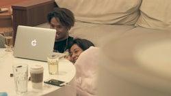 海斗、まや「TERRACE HOUSE OPENING NEW DOORS」40th WEEK(C)フジテレビ/イースト・エンタテインメント