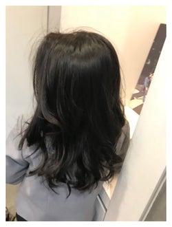 髪を巻いてもらった麗禾ちゃん/市川海老蔵オフィシャルブログ(Ameba)