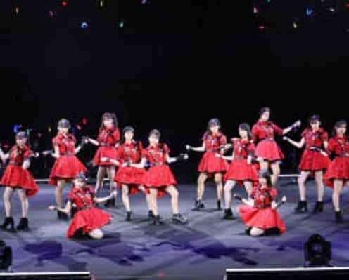 つばきファクトリー、6年分の思いを込めた12人体制初となる日本武道館公演のライブレポートを公開