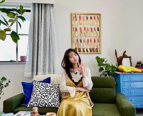 横田真悠、美容情報番組のMCに ビューティテイメントコンテンツを配信