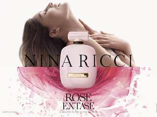 【ニナ リッチ】最高のエクスタシーへと導くローズの香りで2人の恋を加速させる