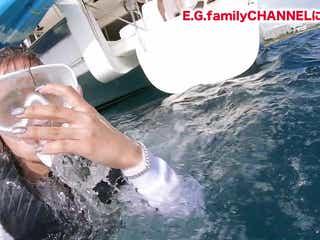 スダンナユズユリー、船上でのBBQにハイテンション プライベート写真も公開