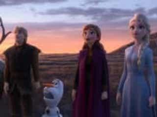 """『アナと雪の女王2』本編映像でエルサたちがジェスチャーゲーム、オラフの""""新事実""""も発覚"""