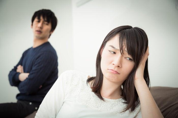 2人の問題を会社に持ち込まない/Photo by ぱくたそ