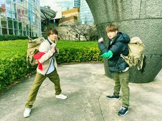 HiHi Jets井上瑞稀&猪狩蒼弥、メンバーに電話で助け求める 宝探し番組で苦戦