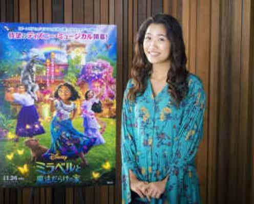 『ミラベルと魔法だらけの家』ヒロインに新人女優・斎藤瑠希が抜てき 歌唱映像も公開