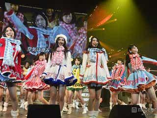 SKE48、新センター初お披露目「ドッキリかと思った」