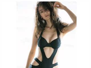 葛岡碧、SEXY水着で美ボディ大胆披露「プロポーション完璧」「素敵すぎる」絶賛の声相次ぐ