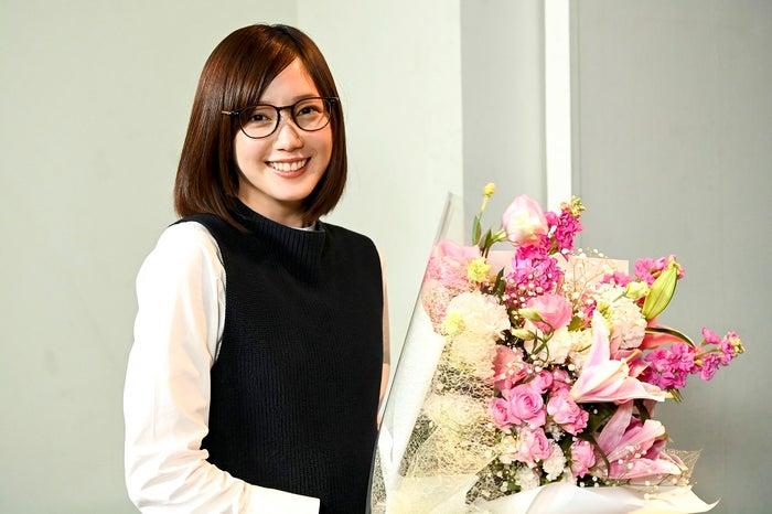 本田翼(C)読売テレビ