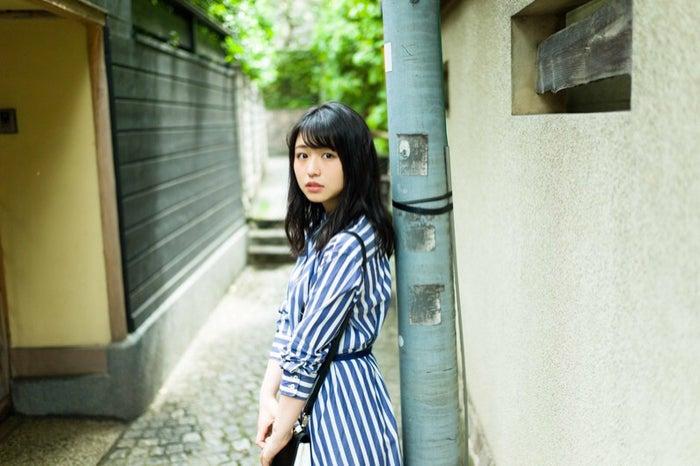 「#長濱ねると東京デートなう」(提供写真)
