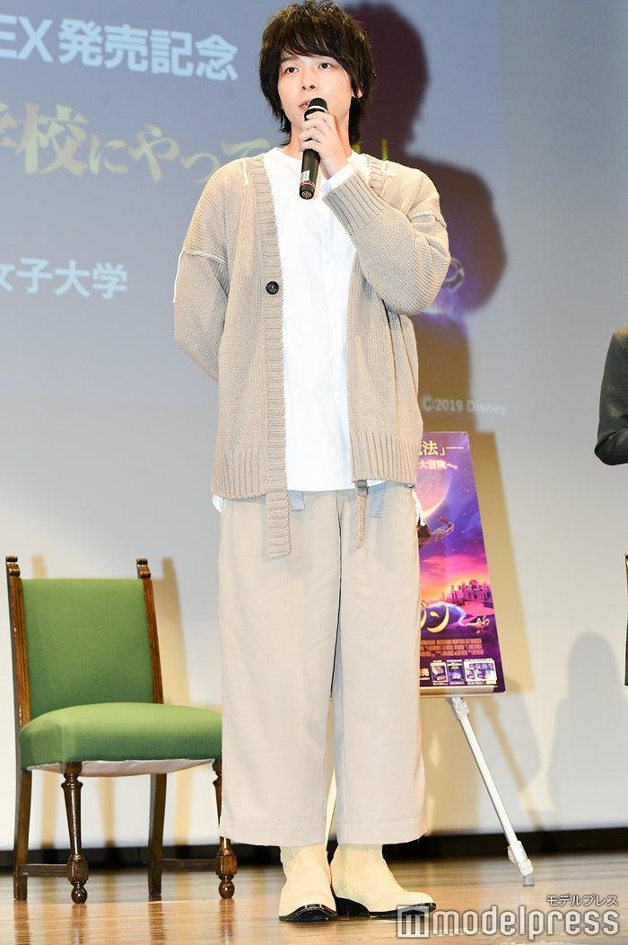中 村 倫 也 (C) モ デ ル プ レ ス