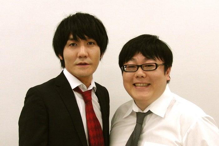 タイムマシーン3号(山本浩司、関太) (提供写真)