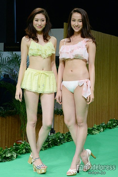 (左から)島田七実、海老沼さくら