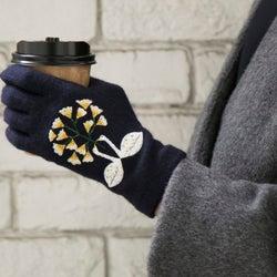 冬コーデに彩りをプラス♡大人女子におすすめの上品&かわいい刺繍手袋