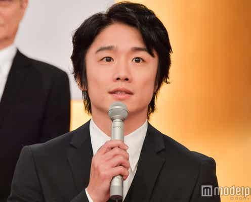 風間俊介、大河初出演 鈴木亮平・松田翔太と「黄金比率を感じてます」<西郷どん>