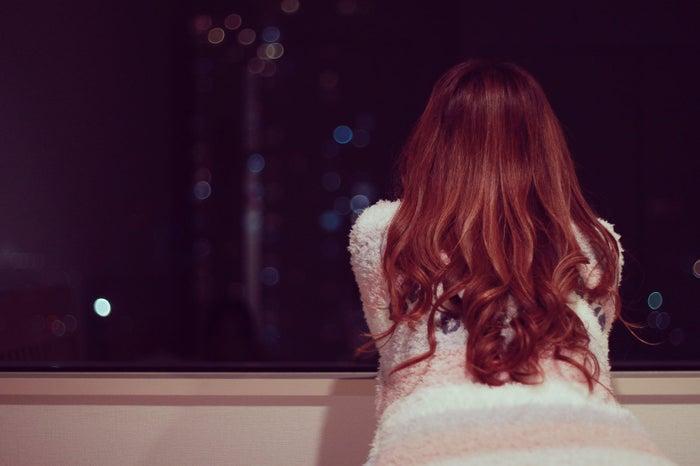 女の子らしいパジャマを持参していると◎/Photo by GIRLY DROP